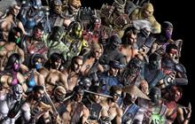 10 nhân vật mang tính biểu tượng trong Mortal Kombat
