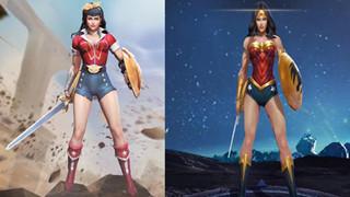 Liên Quân Mobile: Skin mới của Wonder Woman bị cộng đồng chê tơi tả vì… quá nhảm nhí