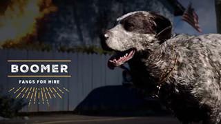 Far Cry 5 ra mắt video giới thiệu chi tiết chú chó Boomer