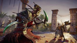 Assassin's Creed Origins: Chính thức lộ diện DLC Curse of the Pharaohs