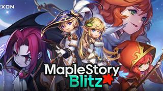 MapleStory Blitz - Game thẻ bài chiến thuật mới toanh đến từ Nexon