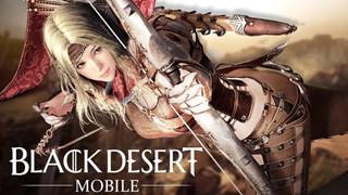 Black Desert Mobile - Game nhập vai hành động đồ họa đẹp nhất xứ Hàn đã ra mắt chính thức