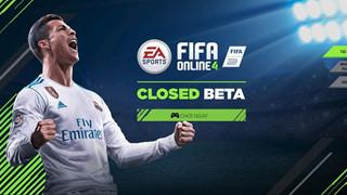Không còn chờ đợi nữa, FIFA Online 4 đã chính thức có mặt tại Việt Nam