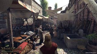 Mount and Blade 2: Bannerlord nhá hàng đồ họa cực đẹp sau 2 năm biệt tăm