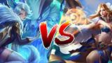 Liên Quân Mobile: Liliana vs Lauriel - Ai là nữ pháp sư đường giữa hùng mạnh nhất
