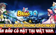 Bá Đạo 3Q - Game nhập sở hữu đồ họa kiểu Nhật Bản cập bến Việt Nam