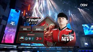 LMHT: Đại thắng 2-0 trước MVP, SKT gần hơn với Playoffs