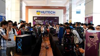 Chùm ảnh sự kiện Intel X Power diễn ra tại HUTECH