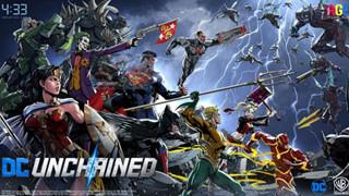 DC Unchained - Game siêu anh hùng DC chính thức mở cửa trong ngày hôm nay