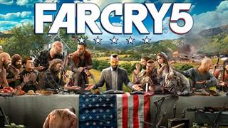 Far Cry 5 hiện đang là tựa game hot nhất trên Steam vượt qua cả PUBG