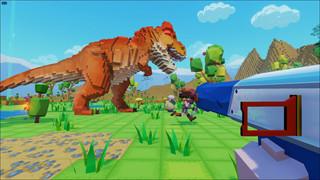 Game săn khủng long đồ chơi PixARK mở cửa thử nghiệm trên hệ thống Steam