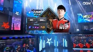 LMHT: SKT chiến thắng nhọc nhằn trước nhà đương kim vô địch CKTG 2017
