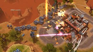AirMech Strike - Game chiến thuật robot bắn nhau chính thức mở cửa sau 6 năm thử nghiệm