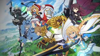 Rebellious Million Arthur - Game online nhập vai mới toanh được phát triển bởi Square Enix