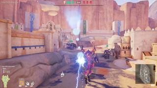 Cận cảnh gameplay Blazing Core - Game robot bắn nhau chí chóe cực vui