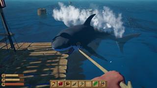 Sống sót giữa biển khơi cùng Raft, chuẩn bị ra mắt trên Steam