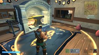 Paladins bất ngờ ra mắt chế độ battle Royale mang tên là Realm Royale