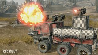 Crossout - Game đua xe bắn súng với chế độ Battle Royale cực hot