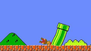 Sẽ như thế nào khi tựa game Mario bạn từng biết trở thành...thạch rau câu lắc lư không ngừng