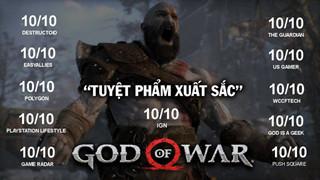 Lần đầu tiên trong lịch sử khi mà Boss của Xbox phải buông lời thán phục God of War 4 vì sự thành công của tựa game này