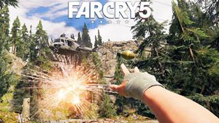 Far Cry 5 - vừa đủ 20 ngày thì game đã bị crack hoàn toàn không thương tiếc