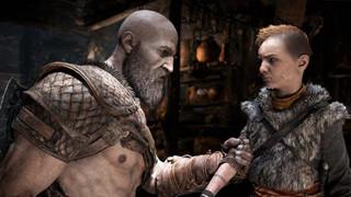 """God of War: Ban đầu nhà phát triển tính để Kratos tiếp tục """"độc chiến"""""""
