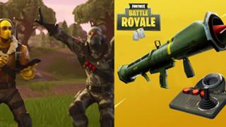 """Tên lửa tầm nhiệt trong Fortnite Mobile gặp bug, Epic Games quyết định """"tiễn"""" nó khỏi game vô thời hạn"""