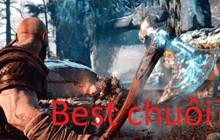 God of War: Top chuôi tốt nhất cho rìu Leviathan và Blade of Chaos trong God of War 2018