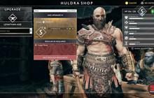 God of War 4 - Hướng dẫn lấy toàn bộ Frozen Flame trong game