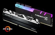 Ryzen 2700X, 2600X vừa ra mắt, G.Skill đã nhanh chóng trình làng các kit RAM cho chúng