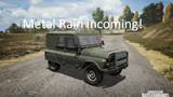 [PUBG] Event tuần này sẽ mang tên Metal Rain với chiếc UAZ bọc thép đặc trưng