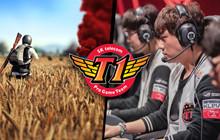 SKT T1 chiêu mộ tuyển thủ PUBG, hướng tới danh hiệu top thế giới
