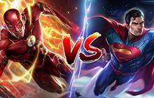 Liên Quân Mobile: Flash vs Superman - Ai sẽ là ông vua tốc độ của đấu trường