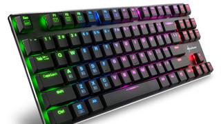 Sharkoon giới thiệu 2 mẫu bàn phím cơ RGB độc đáo