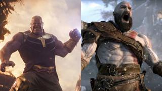 Khi Găng tay Vô cực lạc trôi vào thế giới God of War