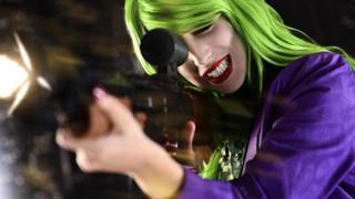 Chiêm ngưỡng bộ cosplay Joker phiên bản nữ siêu gợi cảm chảy cả máu mũi