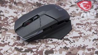 Trên tay nhanh chuột chơi game không dây MSI Clutch GM70
