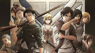 Attack on Titan Mùa 3 sẽ chính thức ra mắt vào tháng 7 với 24 tập liên tục