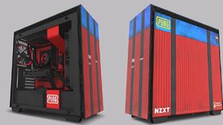 """NZXT sắp ra mắt H700 phiên bản """"thính"""" PUBG giới hạn cực chất"""