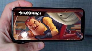 Hello Neighbor - Tựa game về người hàng xóm kinh dị nay đã bước lên nền mobile