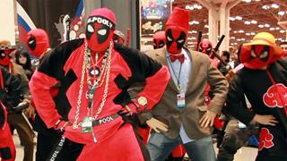 Có 1 chàng trai ngày này qua tháng nọ chỉ Cosplay mỗi mình thánh lầy Deadpool mà thôi