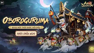 Âm Dương Sư: Hướng dẫn cách đánh boss Oboroguruma - Lung Xa cực kì đơn giản