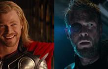 Cùng xem những siêu anh hùng Marvel đã thay đổi như thế nào kể từ khi họ mới xuất hiện lần đầu