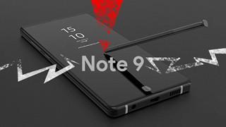 Samsung Galaxy Note 9 lộ diện - Tương tự như người tiền nhiệm và không có đột phá ở thiết kế