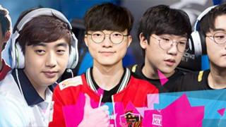 LMHT: Hàn Quốc công bố đội hình tham dự Asian Games 2018, Faker vẫn là cái tên sáng giá góp mặt trong đội hình