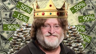 Steam tung giảm giá khủng ngày hè mua game chỉ tốn có 1 USD