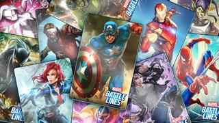 MARVEL Battle Lines - Game thẻ bài về những siêu anh hùng Marvel đến từ Nexon