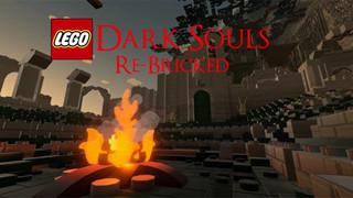 Khi thế giới đồ chơi Lego được cosplay Dark Souls
