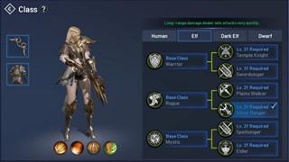 Lineage 2 Revolution: Top 5 class mạnh nhất trong game mà ai cũng nên thử 1 lần