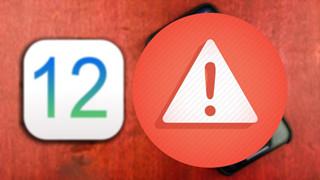 Vừa mới cập nhật lên iOS 12 thì ngay lập tức mắc phải một loạt lỗi vô cùng khó chịu